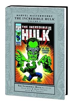 Marvel Masterworks: The Incredible Hulk, Vol. 5 - Book #115 of the Marvel Masterworks