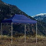 Regalos Miguel - Carpas Plegables 3x2 - Carpa 3x2 Eco - Azul - Envío Desde España