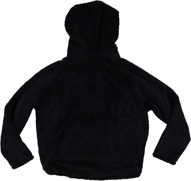 Victoria's Secret Pink Sherpa Sweatshirt Pullover Hoodie