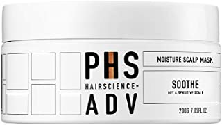 PHS HAIRSCIENCE ADV Soothe Moisture Scalp Mask, 200 grams