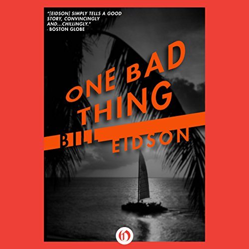 One Bad Thing audiobook cover art
