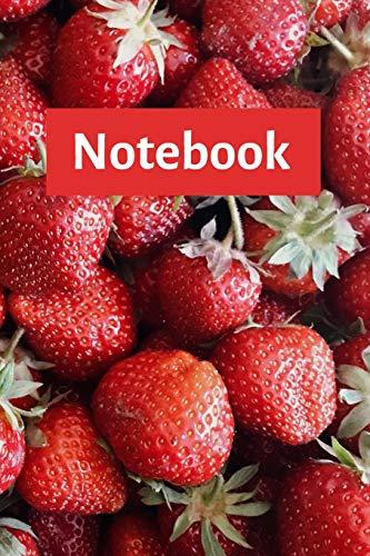 Azeeda Black 'Strawberry In Circle Case