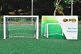 Mini trave De Futebol Desmontável