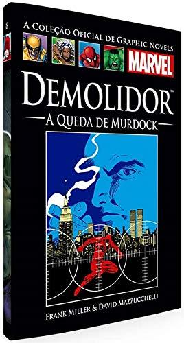 Demolidor: A queda de Murdock (Coleção Oficial de Graphic Novels Marvel, n°08)