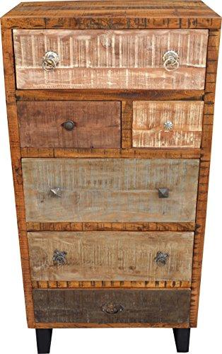Guru-Shop Ladekast - Model 8, Bruin, 120x60x37 cm, Kleine Kasten