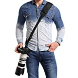 Best Camera Straps - waka Rapid Camera Neck Strap with Quick Release Review