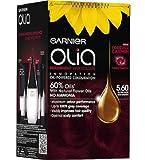 Garnier Olia 5.60Extra tief rot braun–Permanent Hair Dye Dye