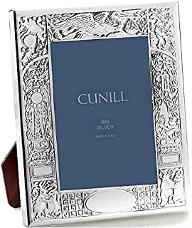 Sculptural Frames Holders R 5x7 Droplets Fine Sterling Silver 5x7 Frame By Cunill Home Kitchen Becommerceth Com