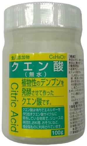 食添 クエン酸 100g