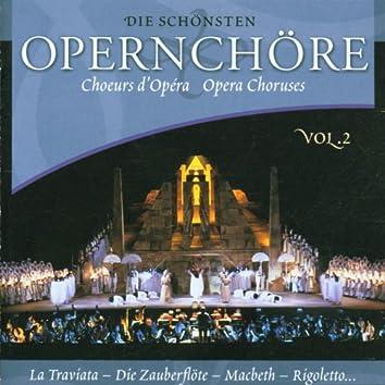 Die Schönsten Opernchöre Vol. 2