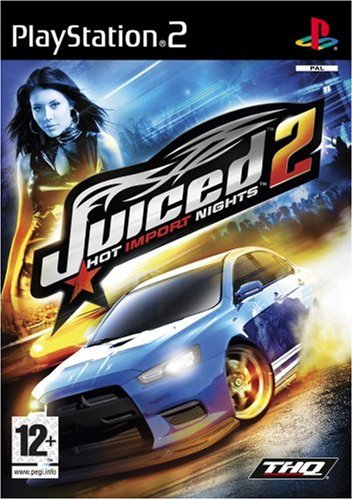 Juiced 2: Hot Import Nights [DVD-ROM] [PlayStation2] [Importado de Francia]