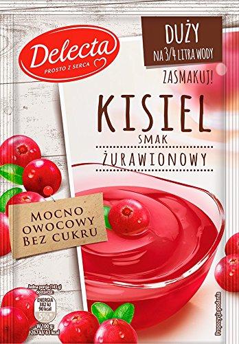 Kisiel Cranberry - Kisiel żurawinowy