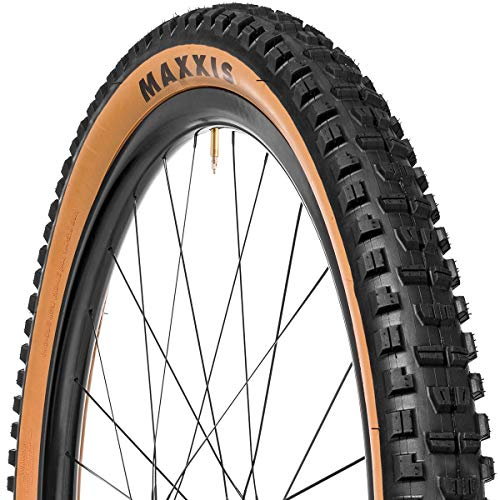 Maxxis Unisex– Adult's Skinwall Dual Exo Bicycle Tyres, Black, 29x2.60 66-622