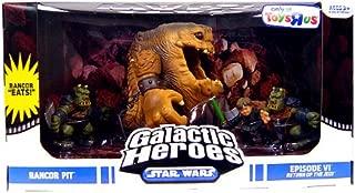 Star Wars Galactic Heroes Mini Figure Rancor Pit Multi-Pack