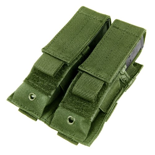 Condor Double Pistol Mag Pouch OliveDrab