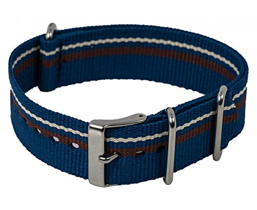 NATO de banda reloj de pulsera durchzug banda cinta de tela con...