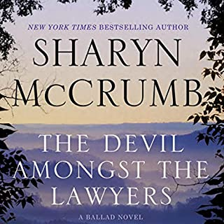 The Devil Amongst the Lawyers audiobook cover art