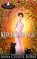 Kitchen Magic (Muriel's Cozy Magical Mysteries Book 1)
