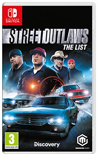 Street Outlaws: The List - Nintendo Switch