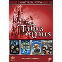Disney Thrills and Chills: 4-Movie Collection [DVD]