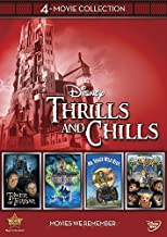 Disney 4-Movie Collection: Thrills and Chills (Haunted Mansion, Tower Of Terror, Mr. Toad's Wild Ride, Country Bears)