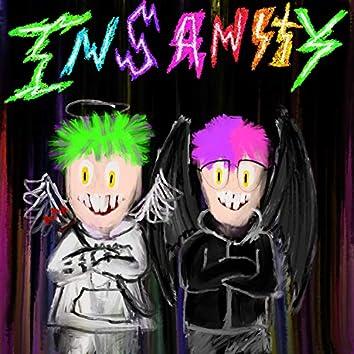 Insanity (feat. Kidd Cupid)