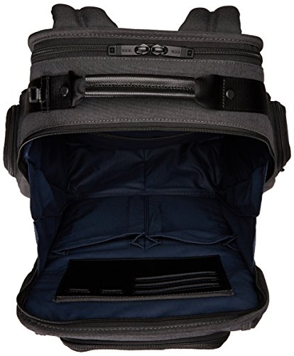 Tumi Alpha 2T-Pass Business Class Brief Pack, Anthracite (Grey) - 26578