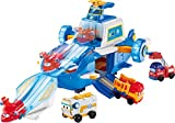 Super Wings World Aircraft Playset