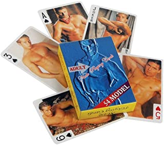 Male Nude Nudie Guy Poker Playing Cards (Limited Edition)