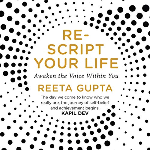 Rescript Your Life audiobook cover art