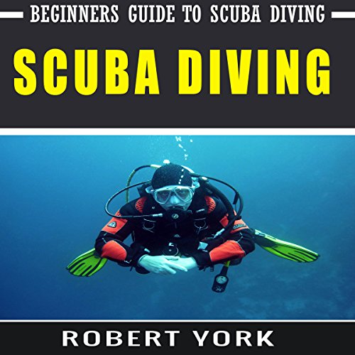 Scuba Diving audiobook cover art