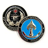 CIA Navy Seal Team VI Special Operations Central Intelligence Agency SAD Clandestine Service Challenge Coin