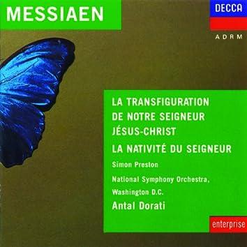 Messiaen: La Nativité du Seigneur;  La Tranfiguration de Notre Seigneur Jésus Christ