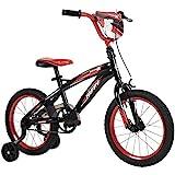 Huffy Bicycle Company Huffy Kid Bike, Moto X Quick Connect, Gloss Black, 16'