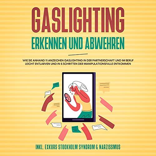 Gaslighting erkennen und abwehren Titelbild