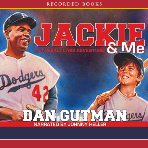 Jackie & Me audiobook cover art
