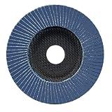 Diewe 85563 Pack Discos de Lijado, 125mm, Set de 10 Piezas