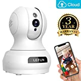 Baby Monitor, Lefun Wireless IP Security Camera WiFi Surveillance