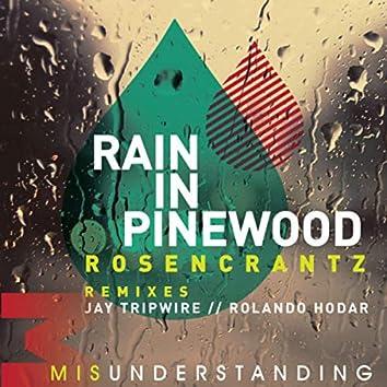 Rain in Pinewood