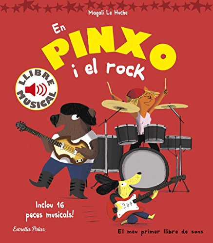 En Pinxo i el rock. Llibre musical (Llibres musicals)