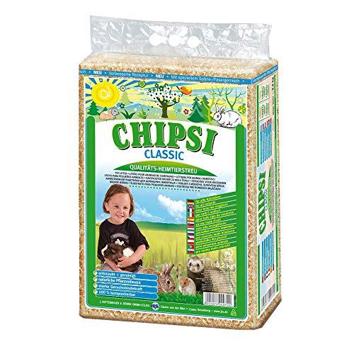 Chipsi 28203 Heimtierstreu 60 Liter