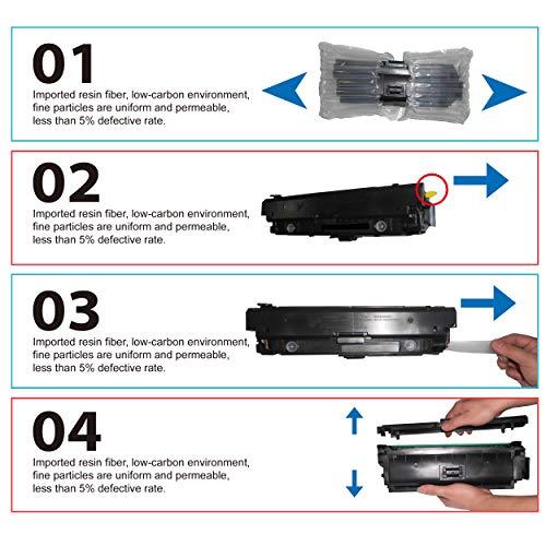 (5 Pcs Value Pack) TG Imaging Compatible MLTD101S MLT-D101S Toner Cartridge 101s Used for Samsung Xpress SCX-3400 SCX3405W SF-760P ML-2160 ML-2165 Printer Photo #3