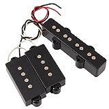 Generic Jazz Bass Bridge Pickup e Pickup di precisione per bassi a 4 corde