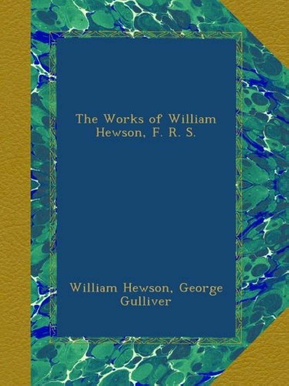 包帯大きい手術The Works of William Hewson, F. R. S.