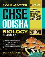 Exam Master CHSE Odisha Botany Class 12 2019-20 (Old Edition)
