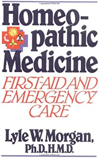 Homeopathic Medicine:: First Aid and Emergency Care