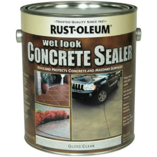 RUST-OLEUM 239416 Rust-Ileum Gallon Wet Look, Sealer