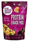 The Good Bean Crispy Favas Plus Peas, Balsamic Herb, 6 Ounce (Pack Of 6)...