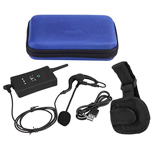 1200M Bluetooth Interphone, Motorrad Fußball Schiedsrichter Intercom Headset FBIM Wireless Bluetooth Interphone