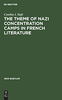 The theme of Nazi concentration camps in French literature